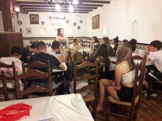Lessons in Calella