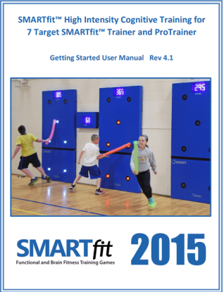 7 Target SMARTfit Trainer and ProTrainer User Manual
