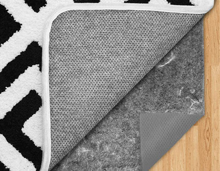 Gorilla Grip Original Felt and Rubber Underside Gripper Area Rug Pad | Top 10 Best Rug Pads For Laminate Floors