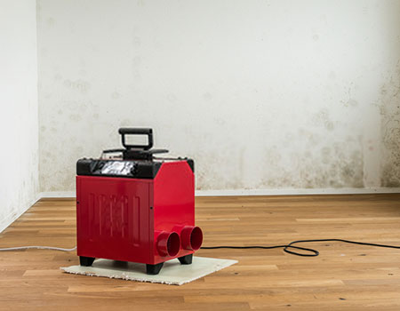 How To Dry Wood Floor After Water Leak