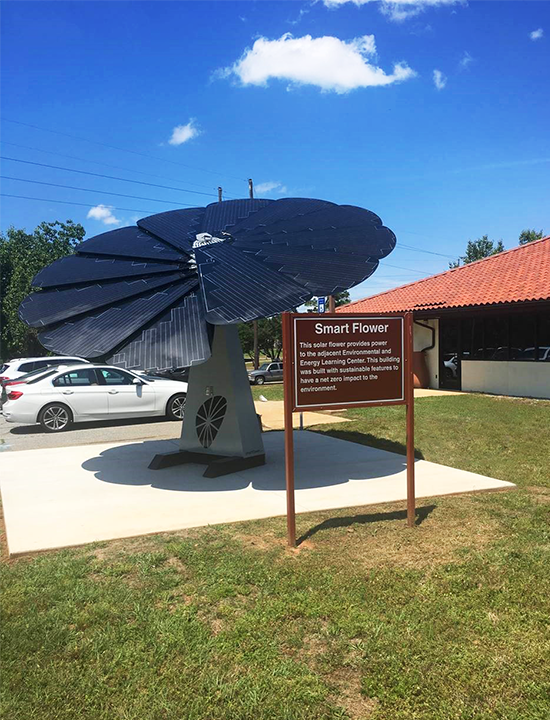 Fort Benning Smartflower