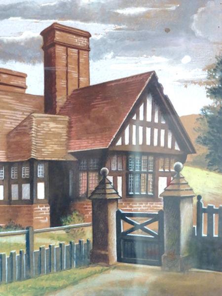 Dorothy's Timber Framed House