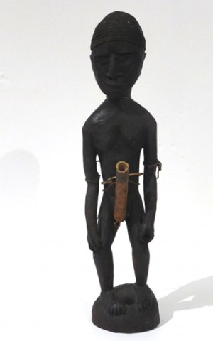 Statue From Papua