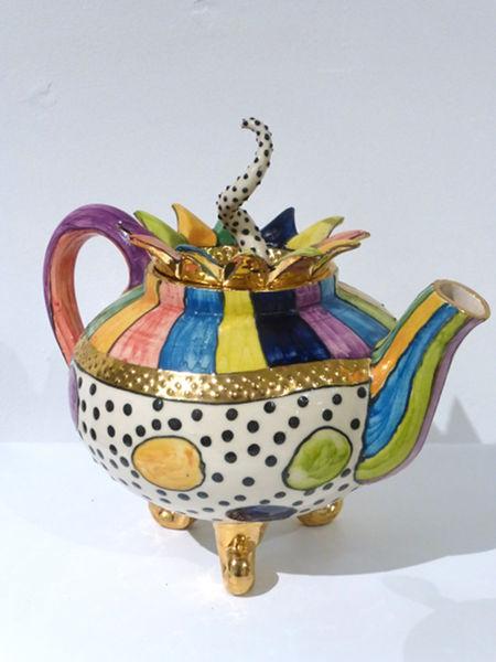 Contemporary Tea Set
