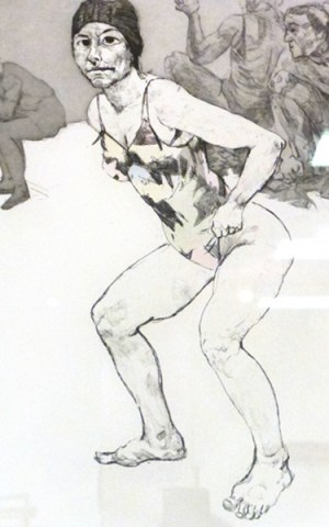 Prints By Paula Rego And Norman Ackroyd