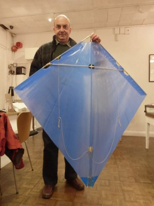 Peter Powell Stunt Kite