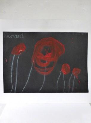 Poppy Field By Richard Bowdin-Fairbank