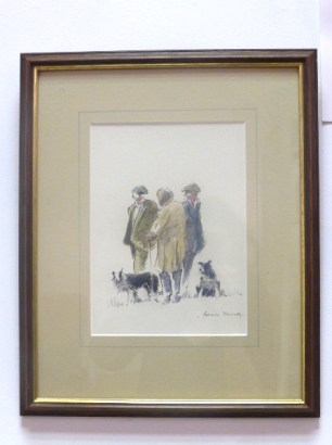 Brian Irving's Watercolour