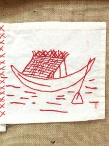 Anu's boat
