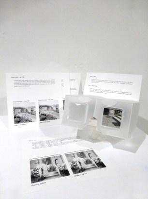 Stereoscope And Lartigue Stereo Cards Set