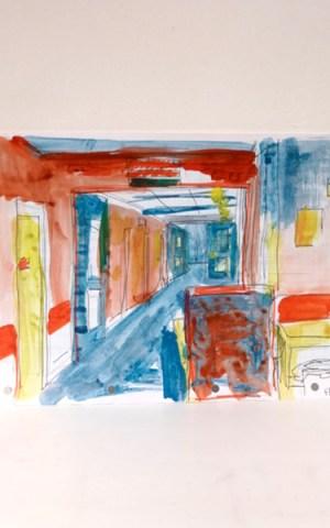 Sketch Of Scarborough Ward