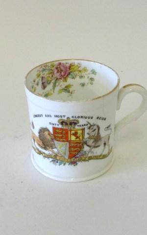 1897 China Mug