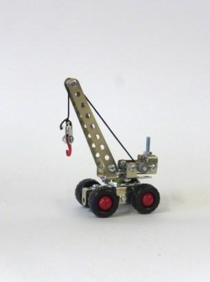 The Metal Crane