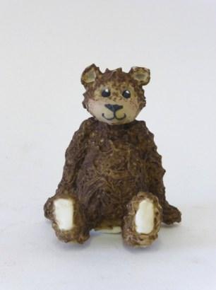 Beatrice's Christening Cake Bear
