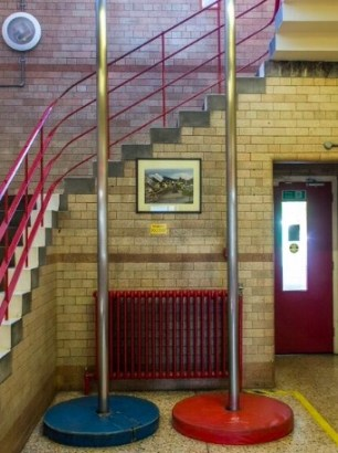 Lizzie Coombes Fire Station Photographs