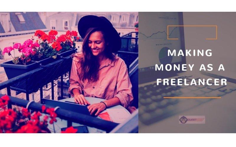 ways freelancers make money online