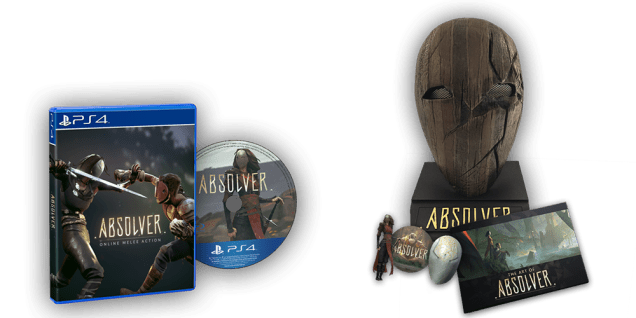 Absolver Collector PS4
