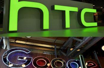HTC a été racheté (en partie) par Google pour 1,1 milliard de dollars !