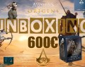 Unboxing – Assassin's Creed Origins : Tous les Collectors du jeu !