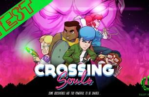 TEST – Crossing Souls : Pixels + 80's = LOVE !