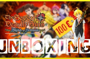Unboxing : The Seven Deadly Sins Knights Of Britannia Edition Collector