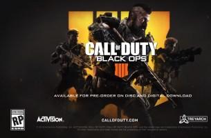 Call Of Duty Black Ops IIII : Le plein d'infos et vidéos !