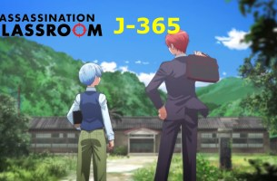 Assassination Classroom : le film J-365