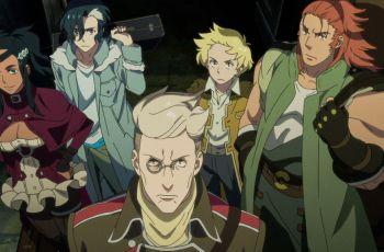 Critique: Anime: Sirius the jaeger.