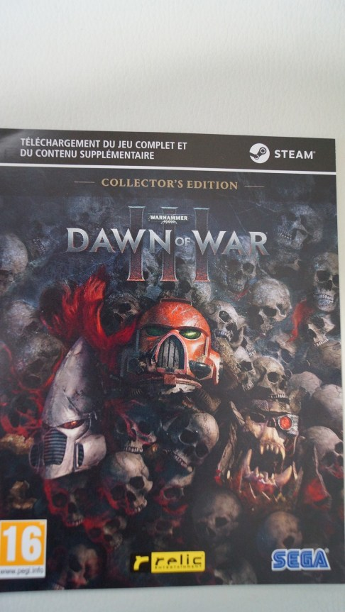 Warhammer 40,000 Dawn of war 3 Collector_37