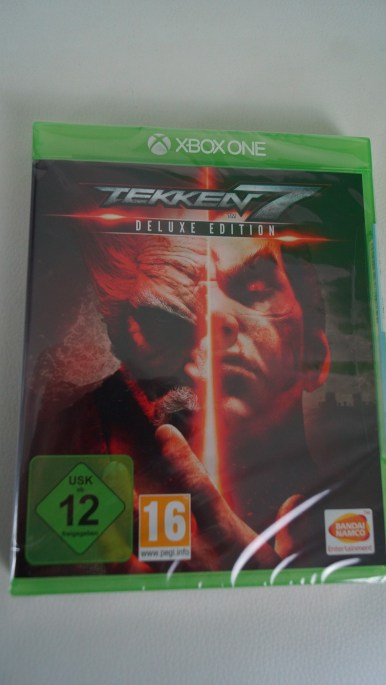 Tekken 7 Edition Collector PS4 Xbox One PC_29