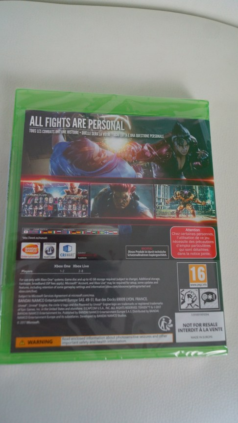 Tekken 7 Edition Collector PS4 Xbox One PC_30