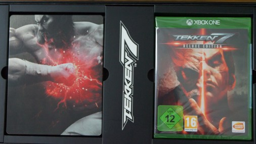 Tekken 7 Edition Collector PS4 Xbox One PC_32