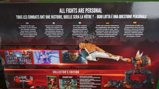 Tekken 7 Edition Collector PS4 Xbox One PC_38