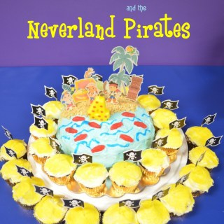 Last Minute Jake and the Nevern Land Pirates Party