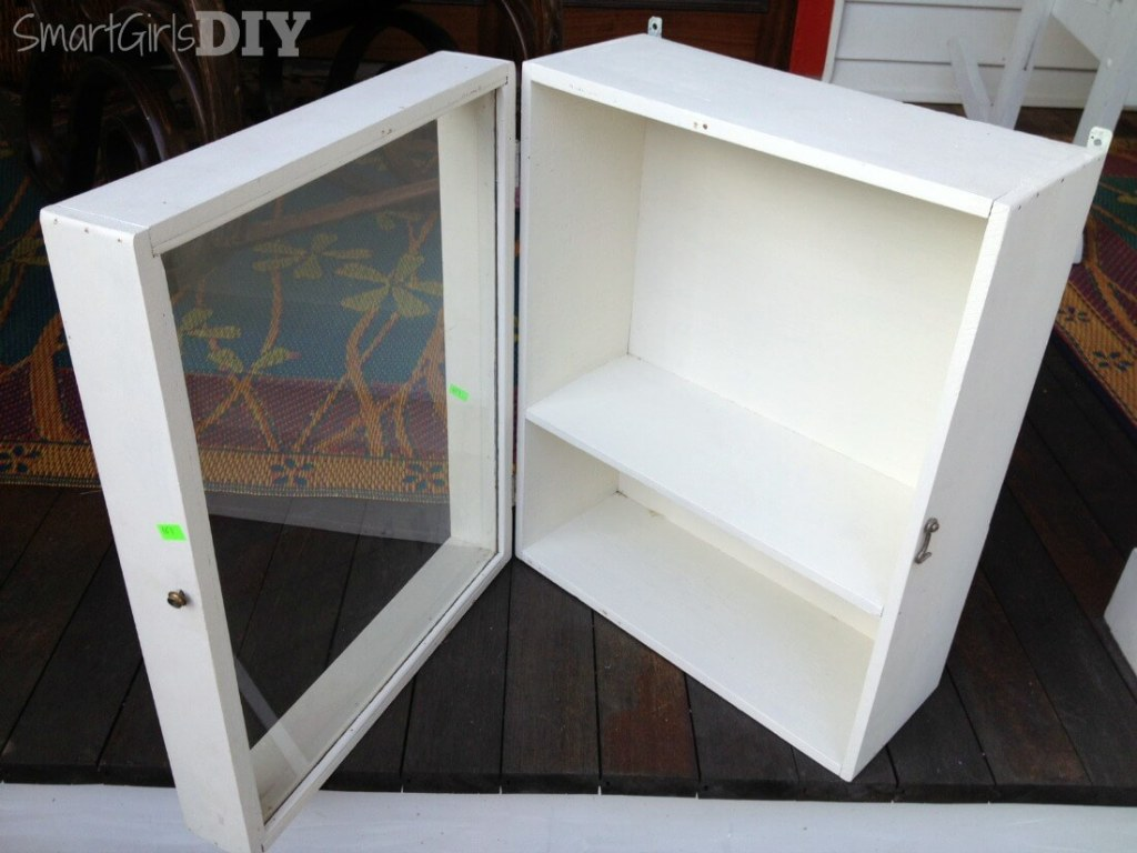 Salvation Army cabinet for $6.99