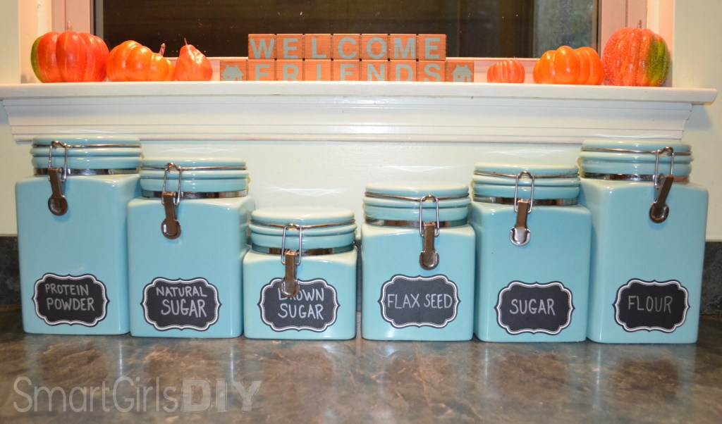 Love my canisters