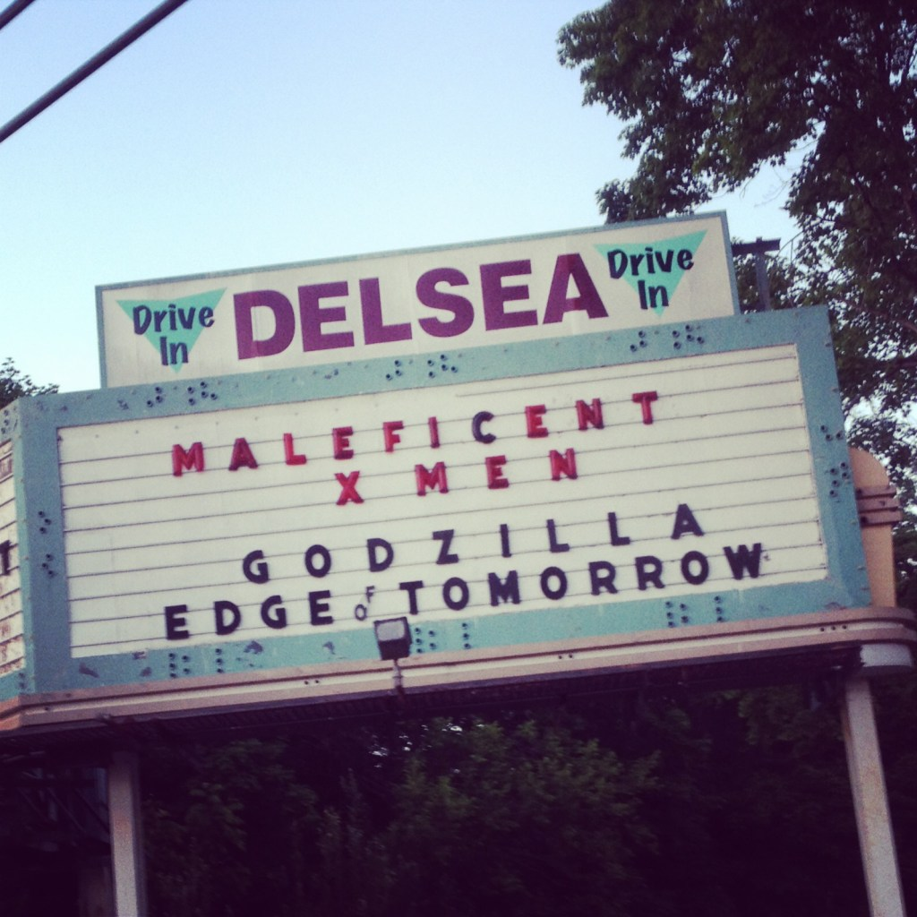 Delsea Drive-in Movie Theater