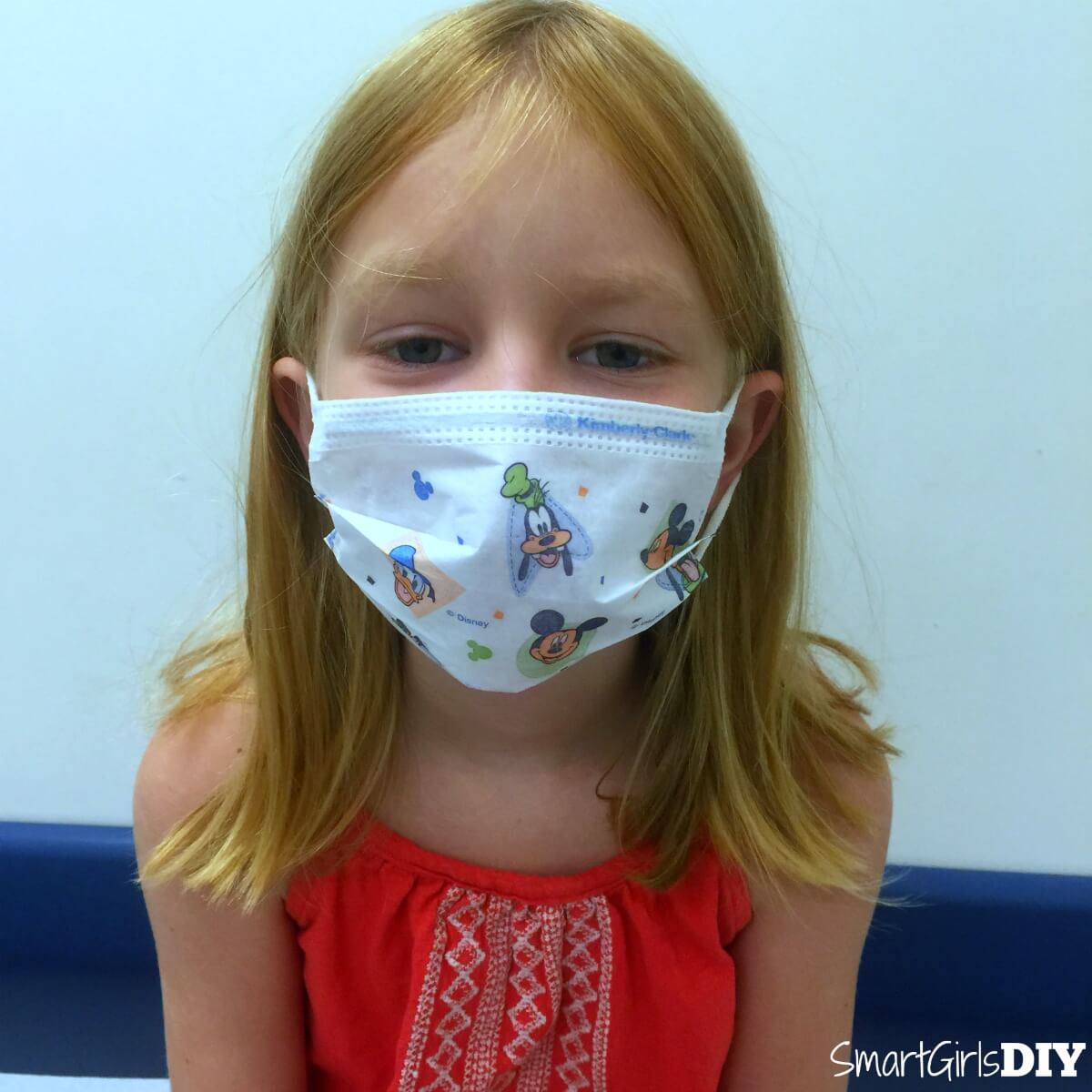 Poor baby has pneumonia