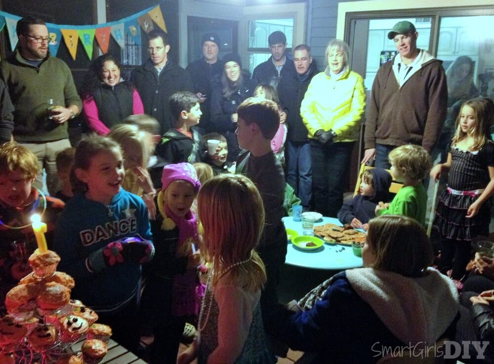 Halloween Birthday 2014