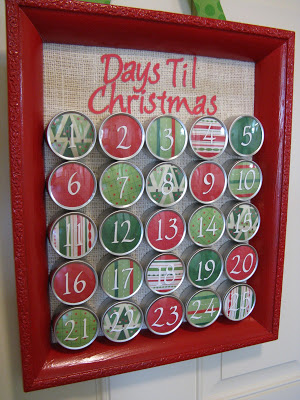 Treat Tin Advent Calendar