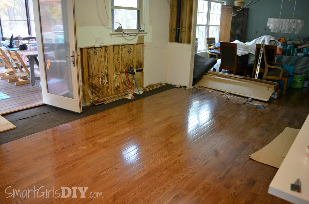 How To Install Hardwood Flooring In Your Kitchen
