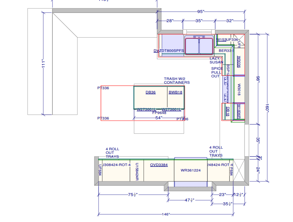 Kitchen Cabinets Layout designing kitchen layout and selecting cabinets
