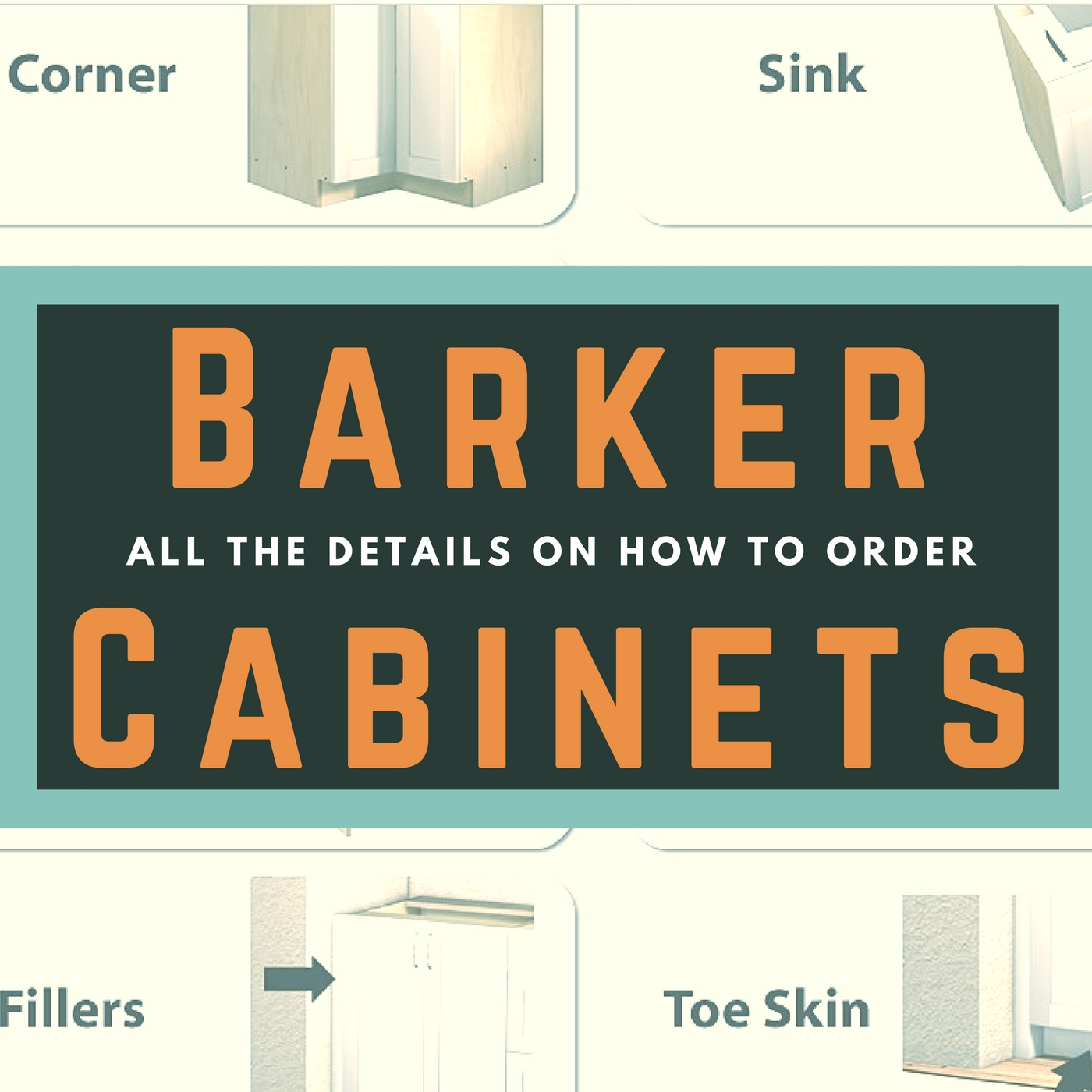 High Quality ... How To Order Barker Cabinets