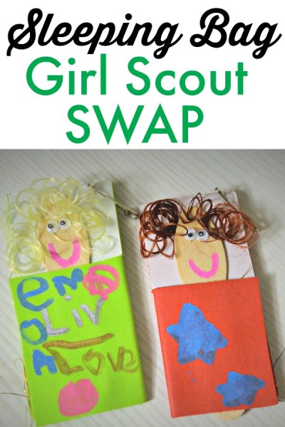 sleeping-bag-girl-scout-swap