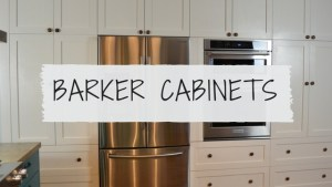 Smart Girls DIY Blogs about using Barker Cabinets in her kitchen renovation