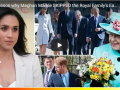 Reason why Meghan Markle skipped the royal Easter church service. UK