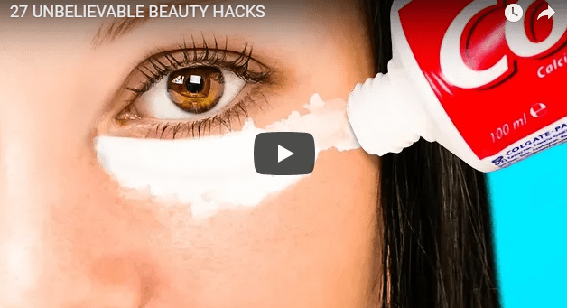 Beauty hacks that are unbelievable