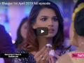Kumkum Bhagya: Twist of Fate 1st April 2019 full episode