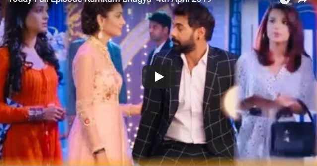 Full Episode Kumkum Bhagya Twist of Fate -4th April 2019