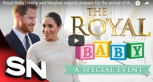 Markle Meghan and Prince Harry preparing to welcome their baby